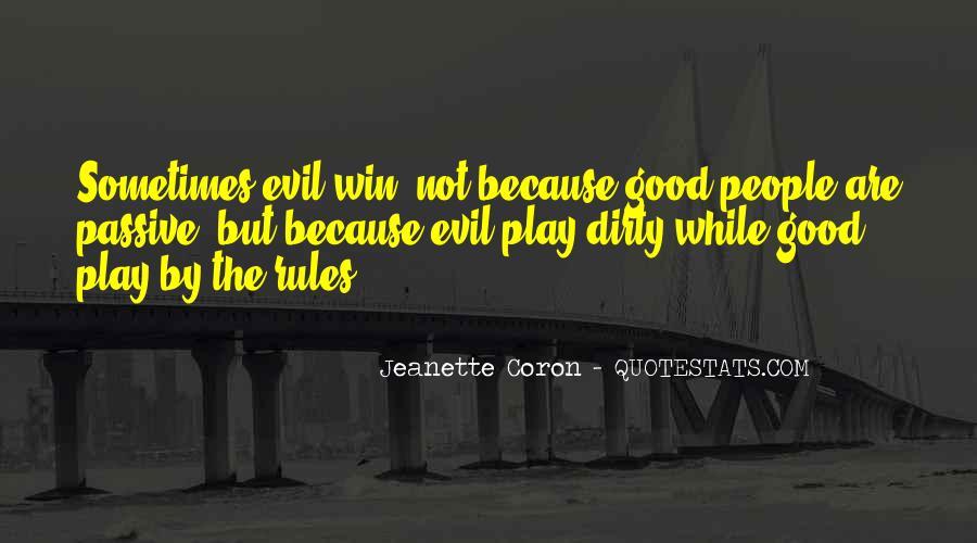 Jeanette Coron Quotes #1155945
