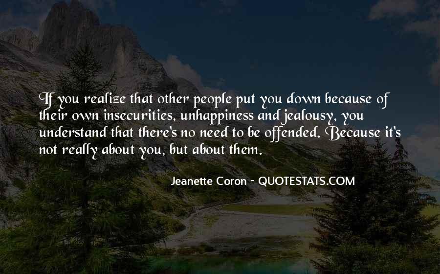 Jeanette Coron Quotes #1174390