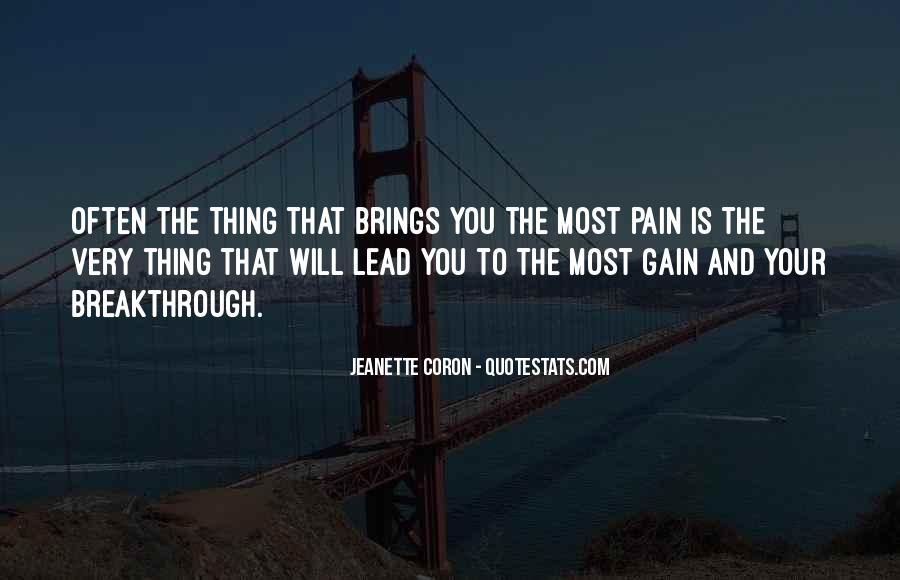 Jeanette Coron Quotes #123996
