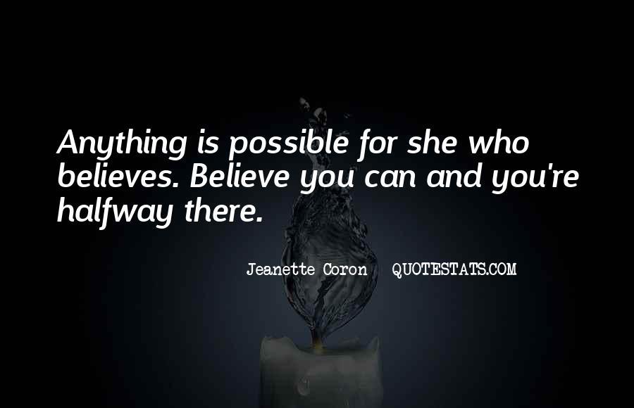 Jeanette Coron Quotes #1321882