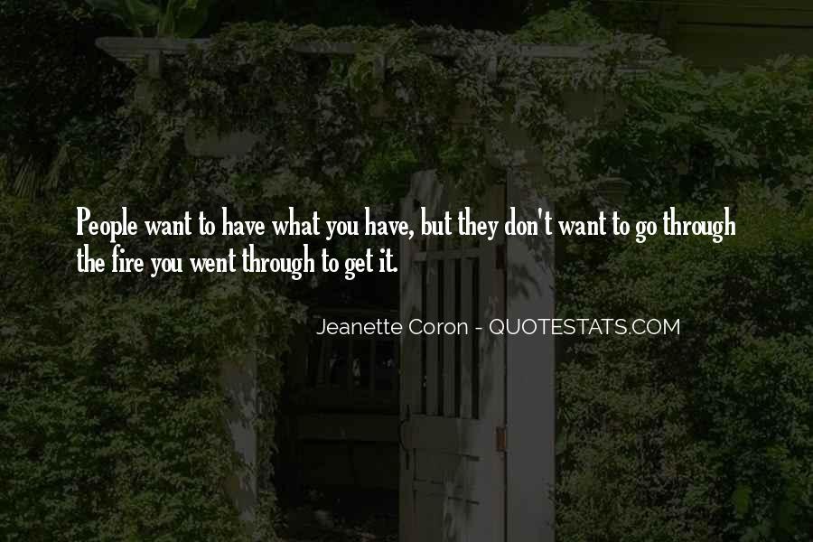 Jeanette Coron Quotes #1379772