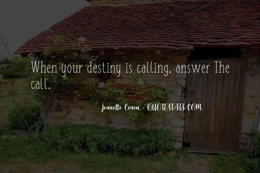 Jeanette Coron Quotes #1413860