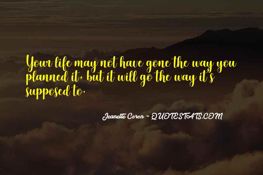 Jeanette Coron Quotes #144949