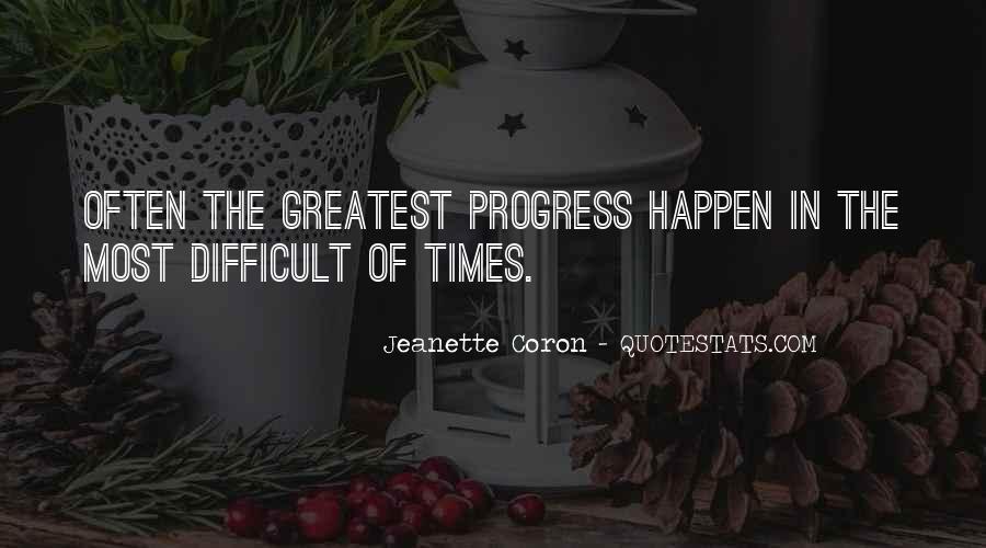Jeanette Coron Quotes #146430