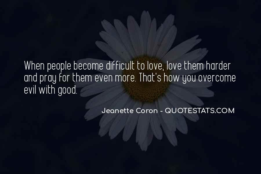 Jeanette Coron Quotes #1668130