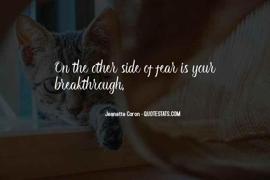 Jeanette Coron Quotes #1776632