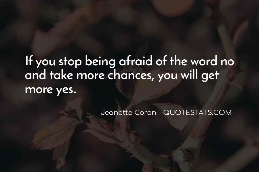 Jeanette Coron Quotes #1862074