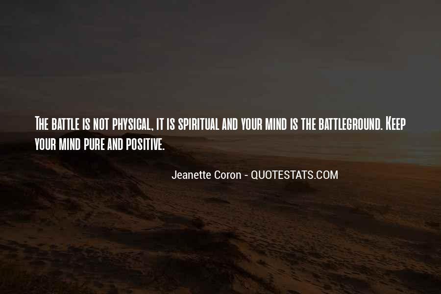 Jeanette Coron Quotes #248264