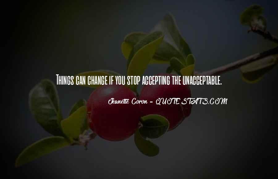 Jeanette Coron Quotes #269598
