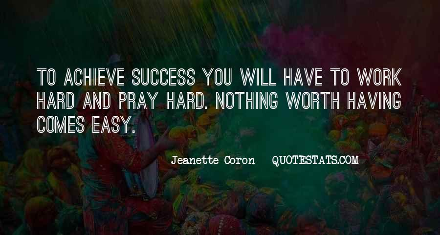 Jeanette Coron Quotes #284172