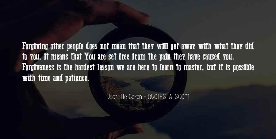 Jeanette Coron Quotes #455818