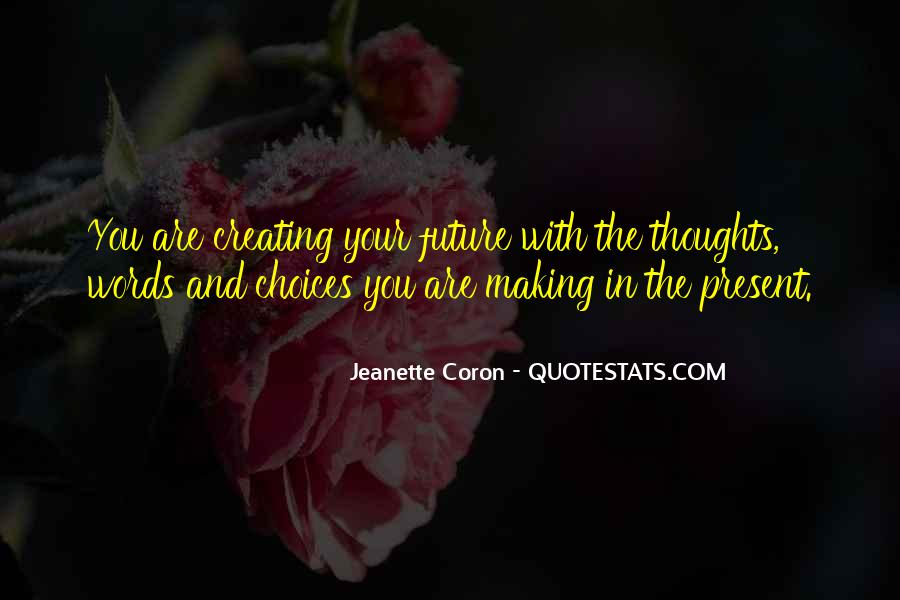 Jeanette Coron Quotes #504367
