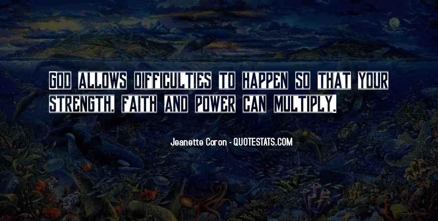 Jeanette Coron Quotes #700478
