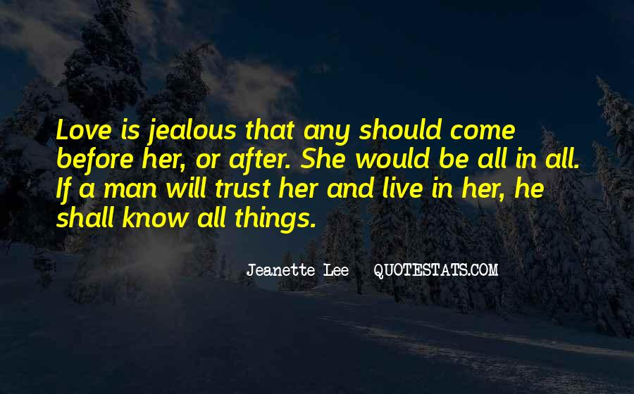 Jeanette Lee Quotes #1055510