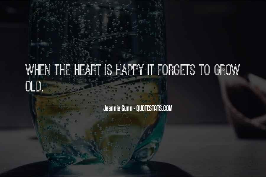 Jeannie Gunn Quotes #1065581
