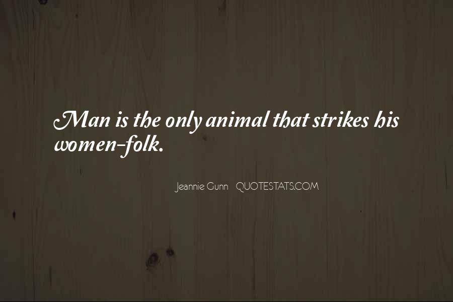 Jeannie Gunn Quotes #1618975