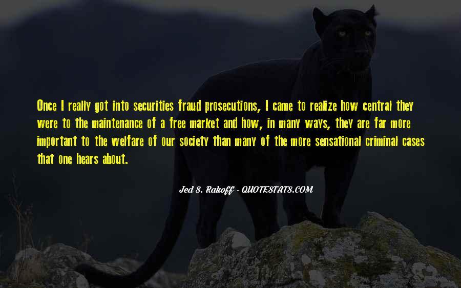 Jed S. Rakoff Quotes #340470