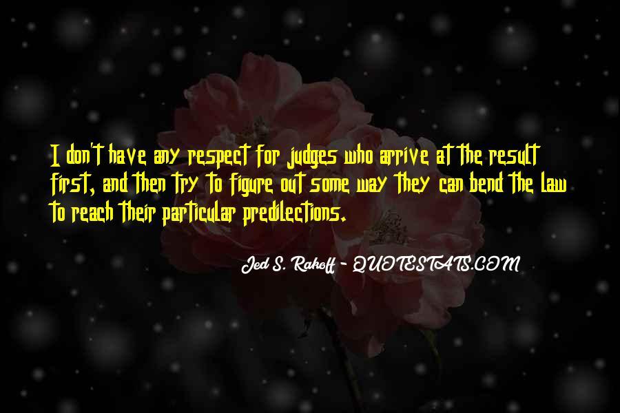 Jed S. Rakoff Quotes #950904