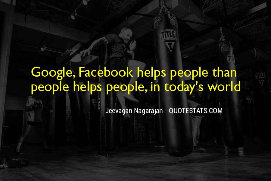 Jeevagan Nagarajan Quotes #1046253