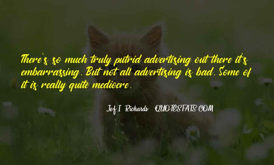 Jef I. Richards Quotes #1493746