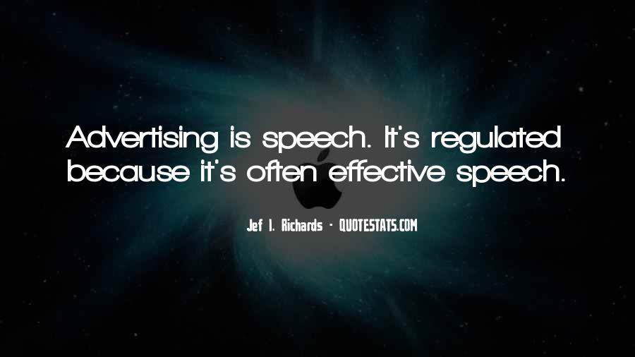 Jef I. Richards Quotes #1739661
