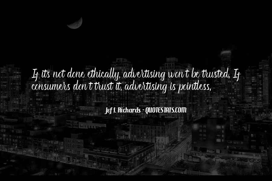 Jef I. Richards Quotes #423123