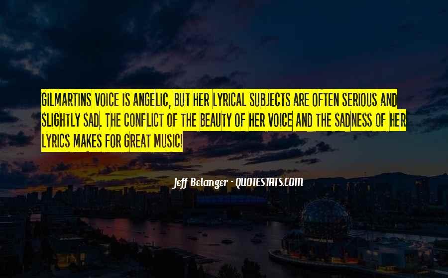 Jeff Belanger Quotes #1832676