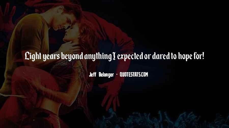 Jeff Belanger Quotes #365781