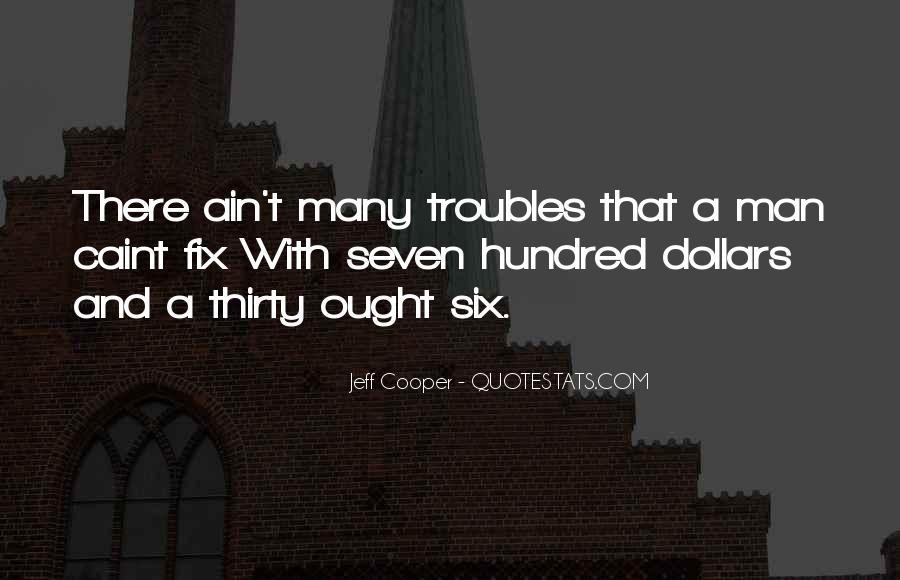 Jeff Cooper Quotes #1214502