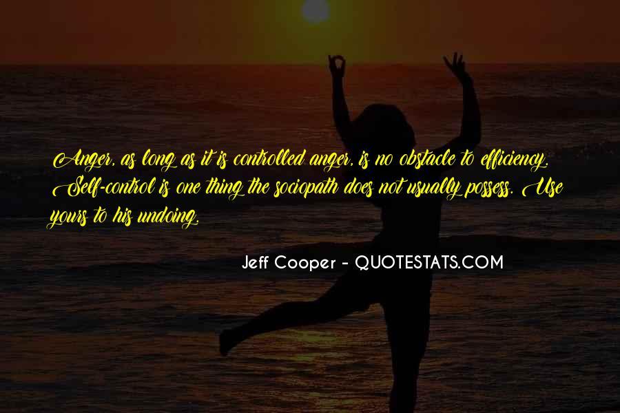 Jeff Cooper Quotes #13849
