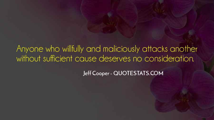 Jeff Cooper Quotes #1392603