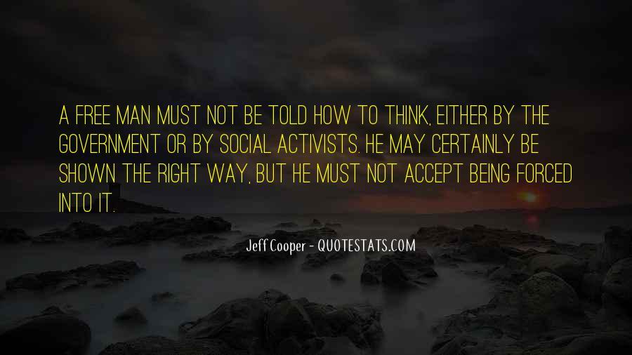 Jeff Cooper Quotes #1788817