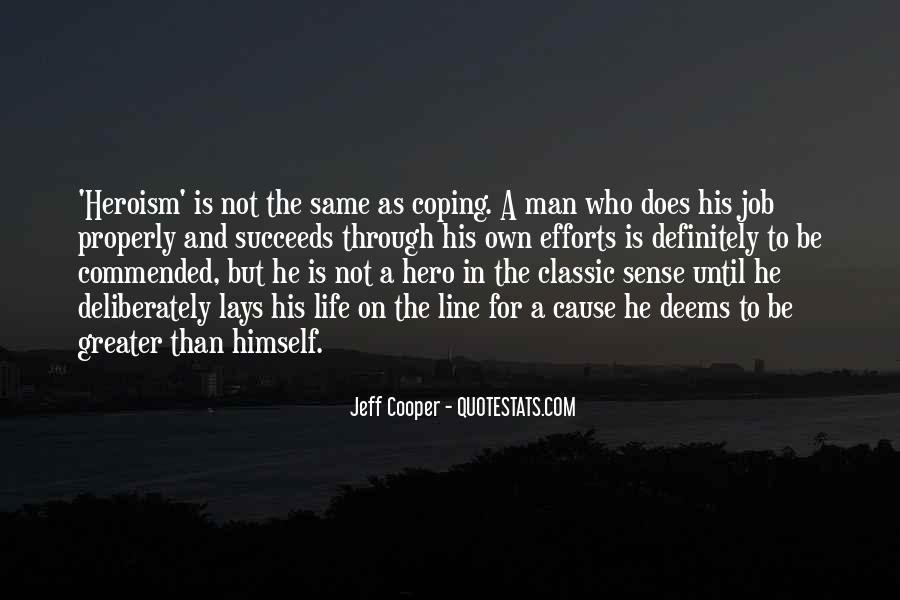 Jeff Cooper Quotes #26160