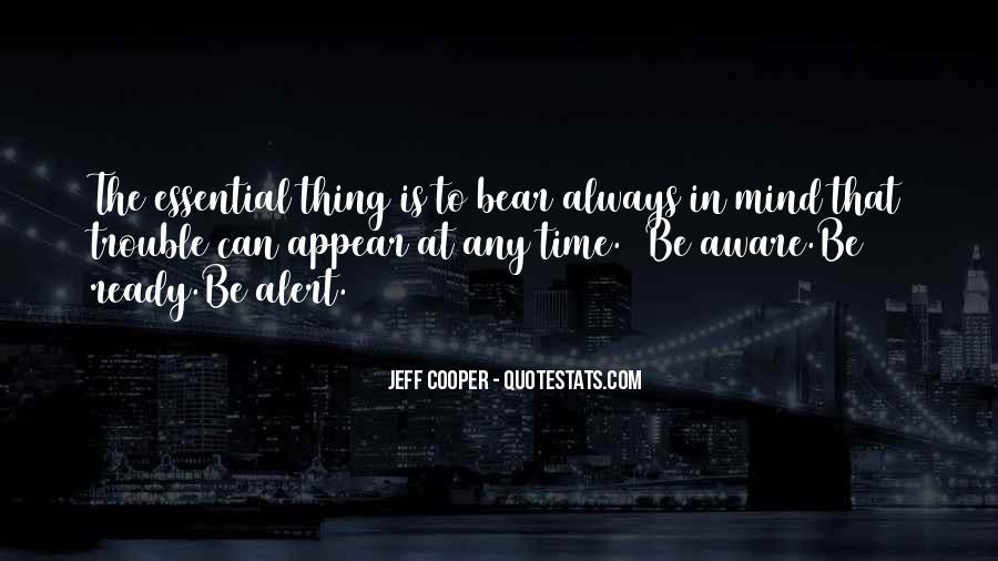 Jeff Cooper Quotes #326650