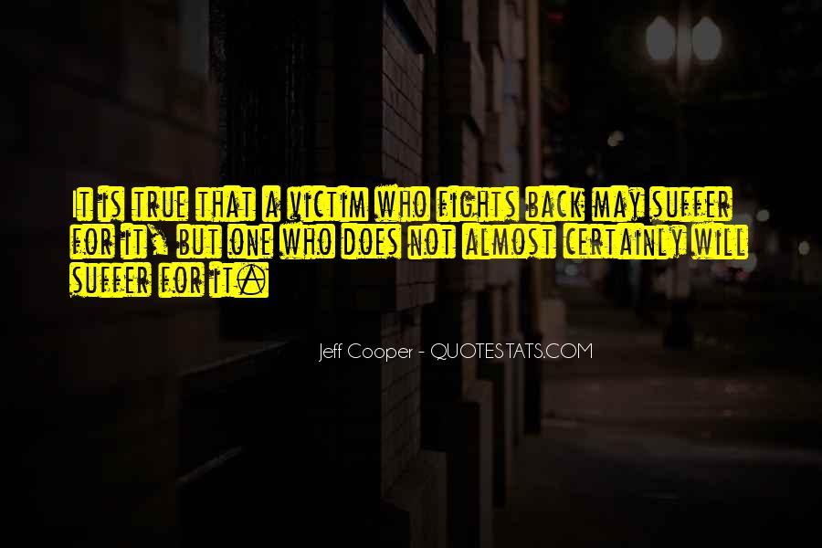 Jeff Cooper Quotes #328327