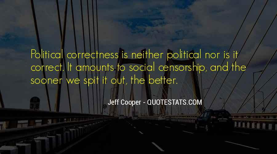 Jeff Cooper Quotes #400113