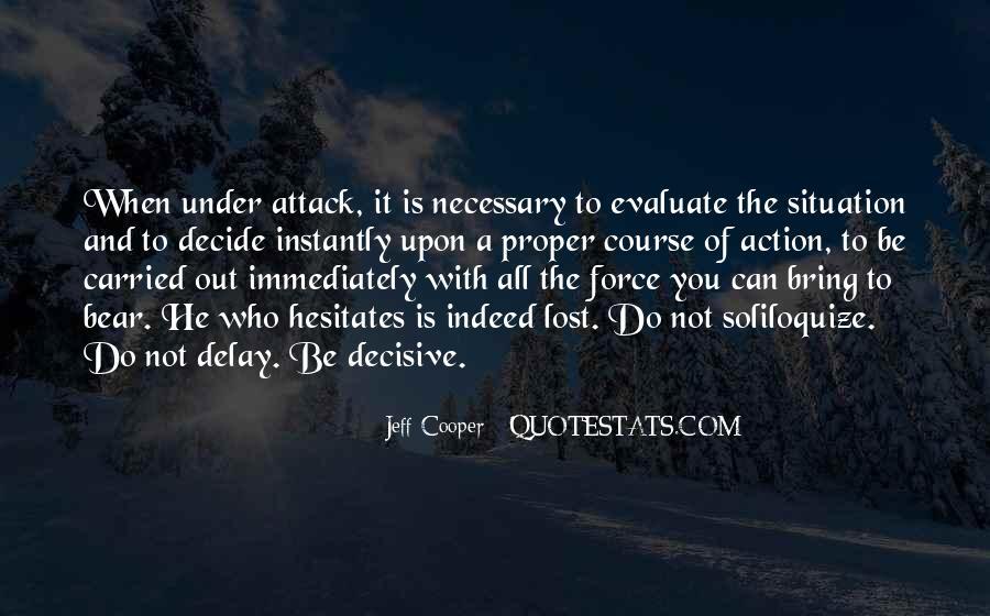 Jeff Cooper Quotes #538792