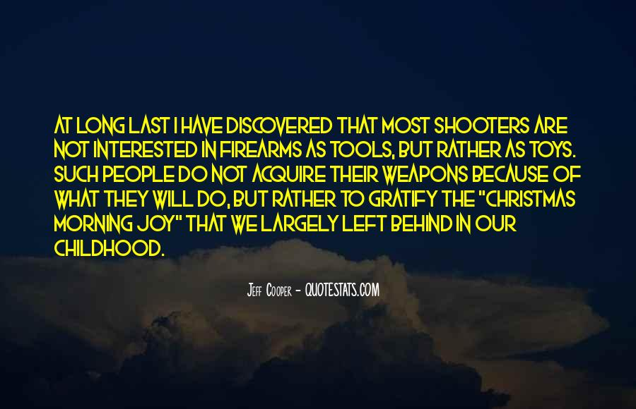 Jeff Cooper Quotes #748373