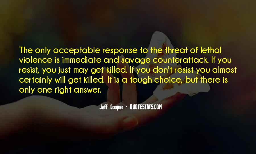 Jeff Cooper Quotes #927607