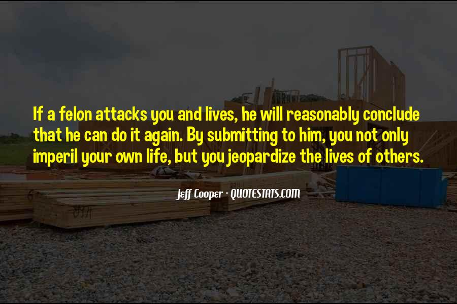Jeff Cooper Quotes #991289