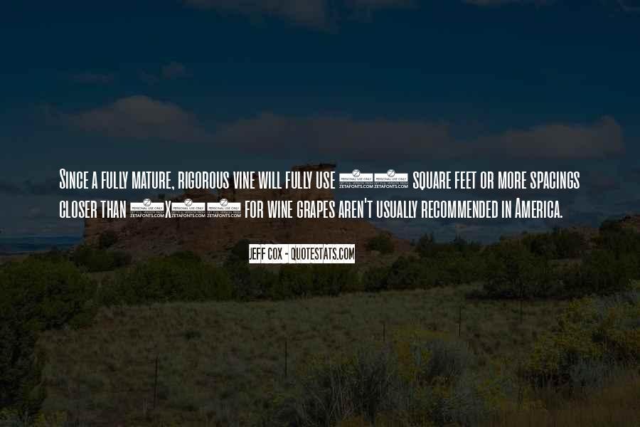 Jeff Cox Quotes #1575592