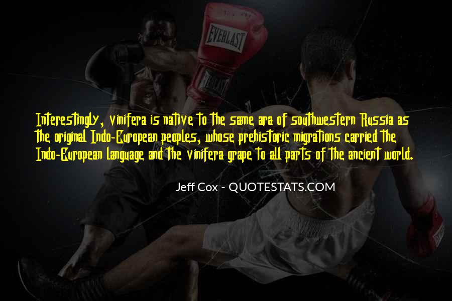 Jeff Cox Quotes #360887