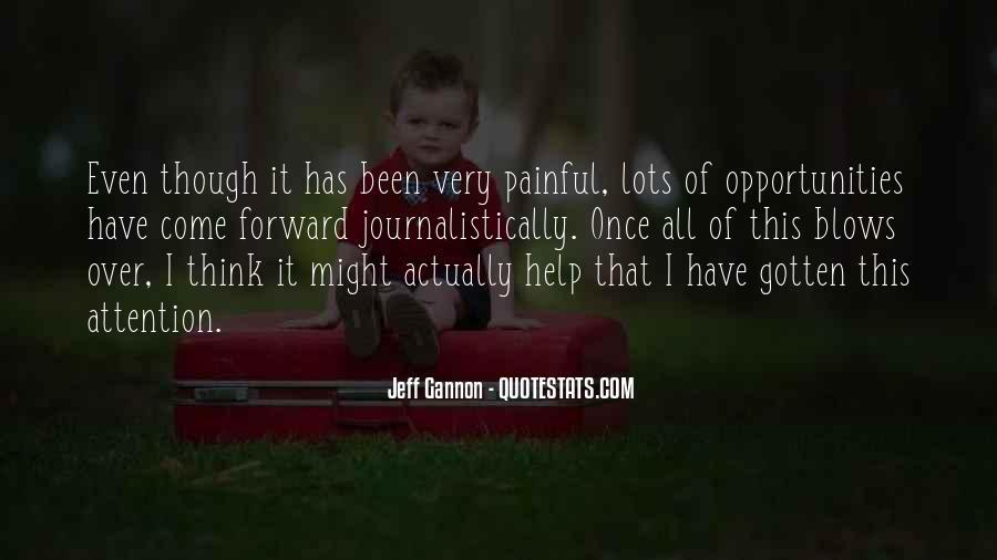 Jeff Gannon Quotes #1563887