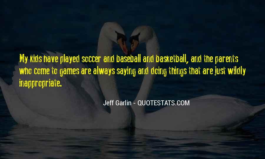 Jeff Garlin Quotes #1272744