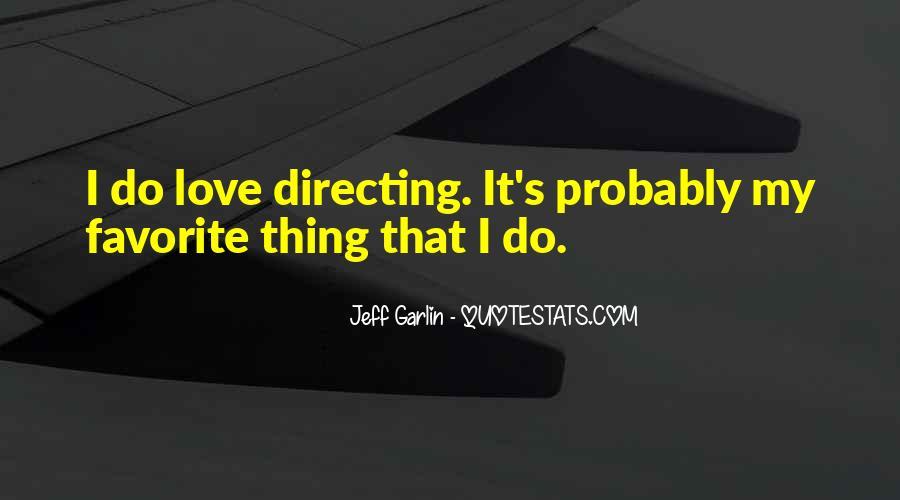 Jeff Garlin Quotes #815688