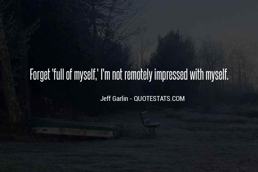 Jeff Garlin Quotes #882519