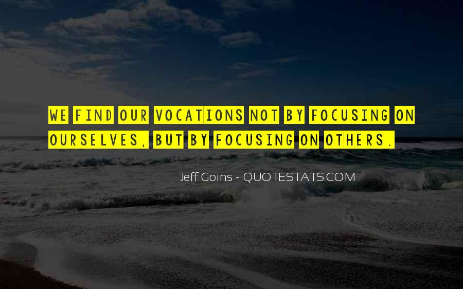 Jeff Goins Quotes #1130558