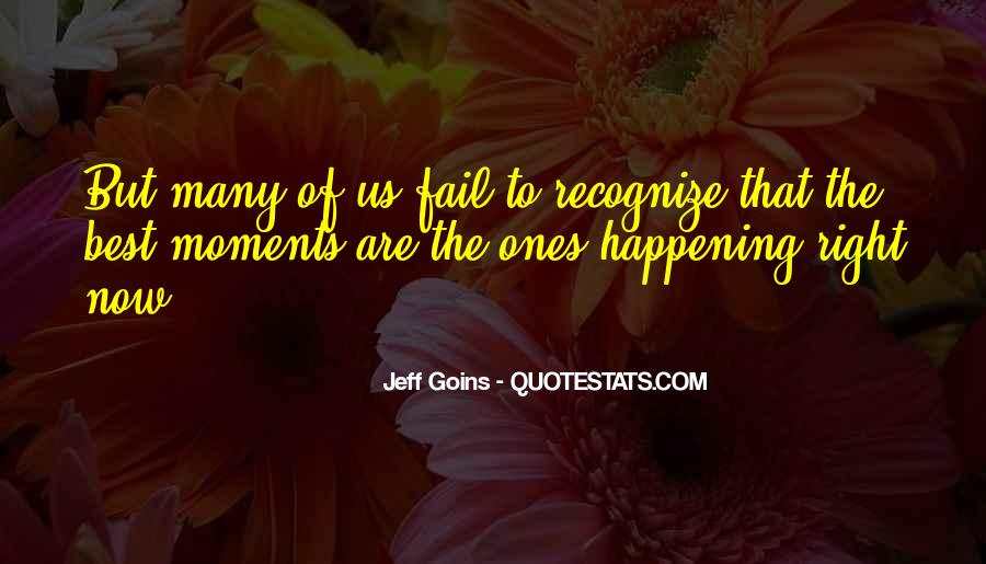 Jeff Goins Quotes #1290862