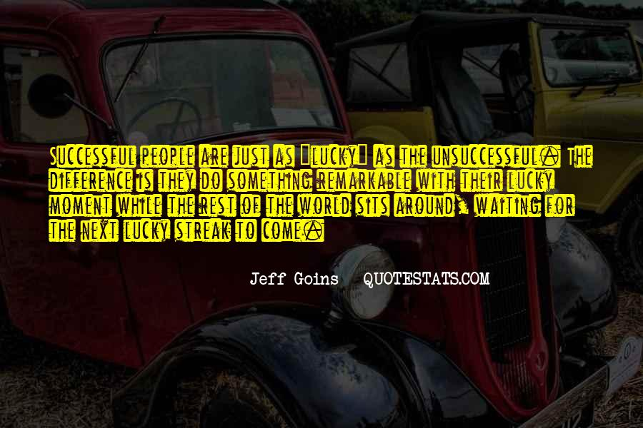 Jeff Goins Quotes #1536912