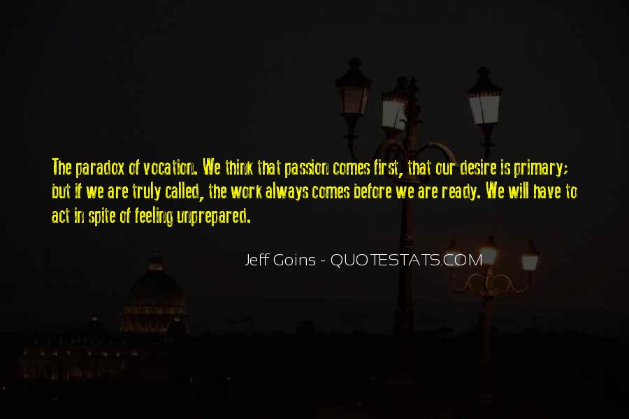 Jeff Goins Quotes #380070